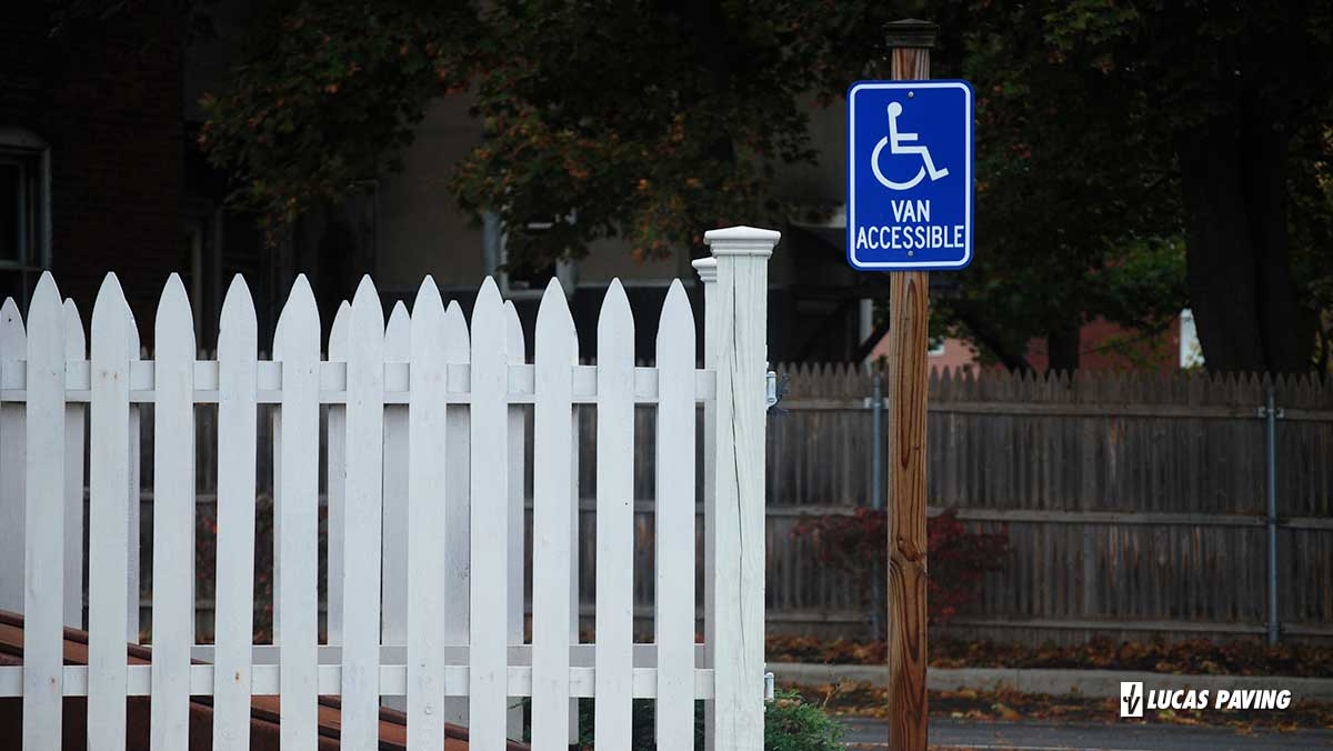 Is My Parking Lot Required to Be ADA Compliant?